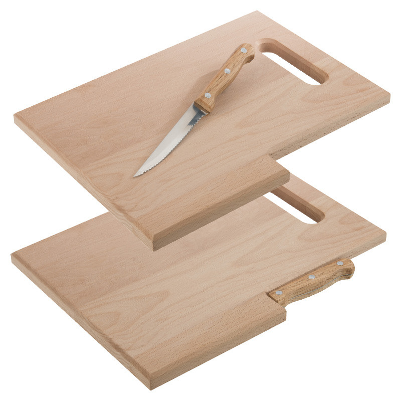 houten snijplak